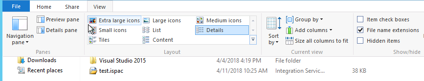 How to export SSIS package ( dtsx file) from SSISDB – Learn